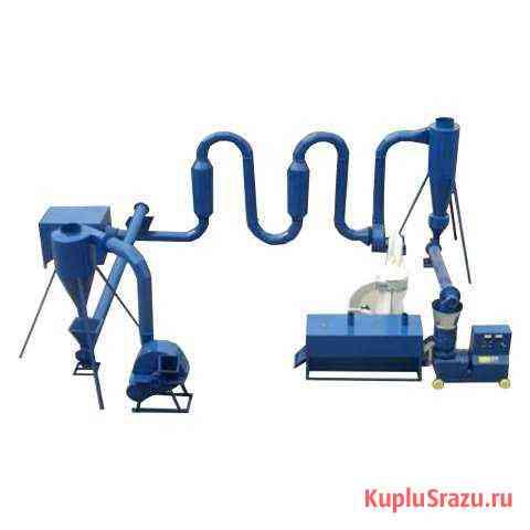 Линии для производства пеллет 300 кг/час Бийск