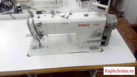 Швейная машина pfaff 1163 (с автоматикой) Кинешма