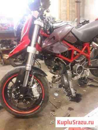 Ducati hypermotard 1100 sp Ленск
