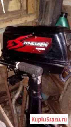 Лодочный мотор Zongshen 6 Бирск
