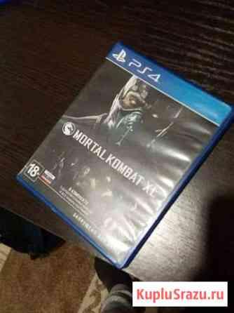 Mortal Kombat XL (PS4) Лодейное Поле