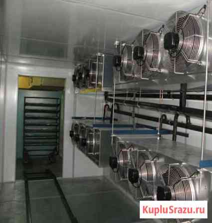 Камера морозильная холодильная шоковая бу Вналичии Майкоп