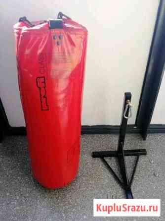Боксерский мешок leco profi class 20 кг. +кронштей Старая