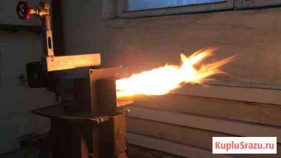 Капельная горелка на отработанном масле от 5 кВт Владикавказ