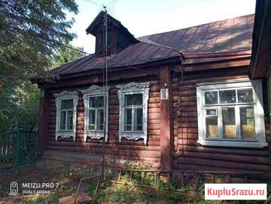 Дом 50 кв.м. на участке 7 сот. Черкизово