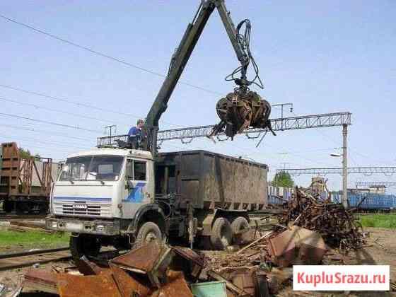 Вывоз лома,утилизация авто с выдачей справки Нижний Новгород
