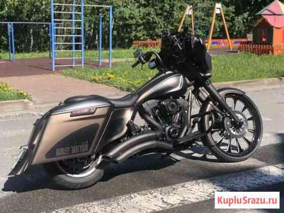 Harley Davidson Street Glide special 2016 Москва