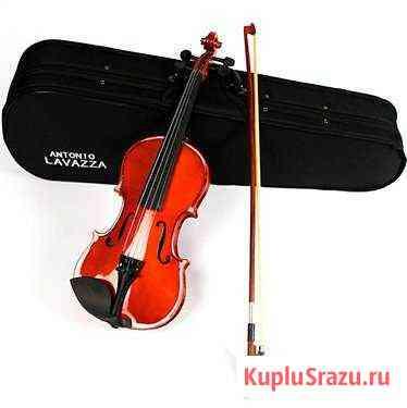 Скрипка новая antonio lavazza Краснодар