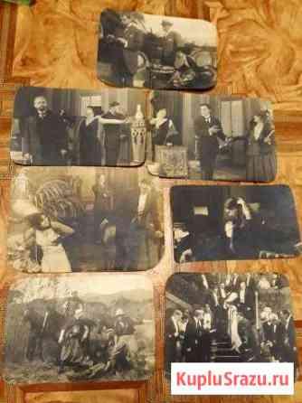 Старинные Фото кадров из немого кинокуртизанка Кострома