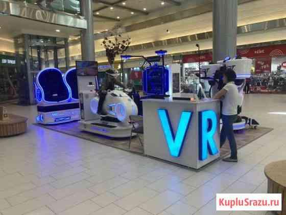 Оператор аттракционов виртуальной реальности Санкт-Петербург
