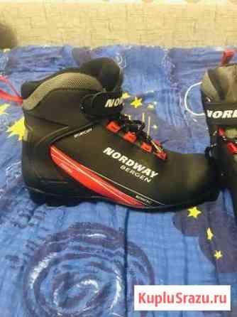 Лыжные ботинки Селятино