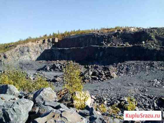 Продаем разработанный карьер базальтового щебня Североонежск