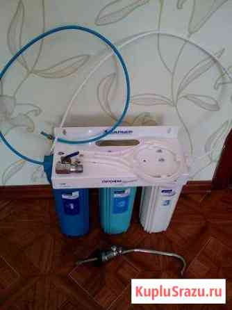 Фильтр проточный с краном для питьевой воды Назарово