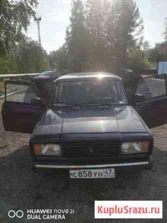 ВАЗ 2107 1.5МТ, 2005, седан Бокситогорск