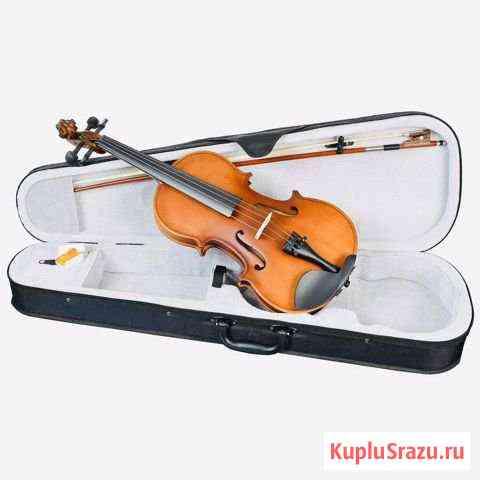 Новая скрипка Шахты