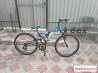 Горный велосипед stels mustang