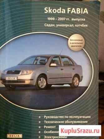 Руководство по экплуатации Skoda fabia 1999-2007 Ржавки