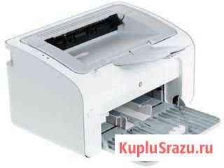 Принтер HP P1102 лазерный черно-белый Сланцы