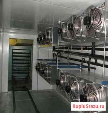 Камера морозильная холодильная шоковая бу Вналичии Астрахань