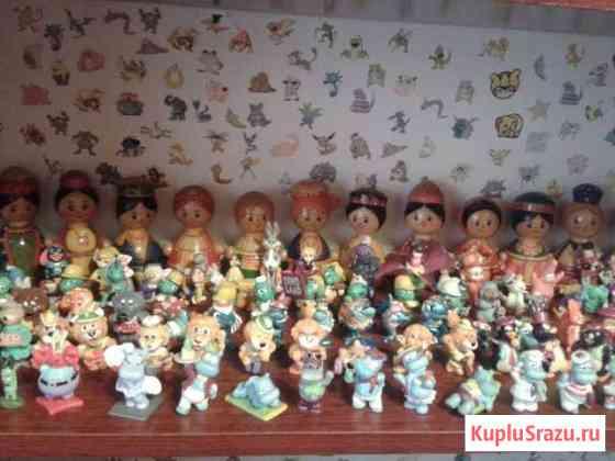 Продам коллекцию игрушек Биробиджан
