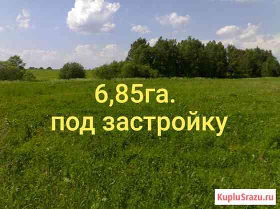 Участок 6, 85 га под застройку, Владимирская обл., Кольчугино, 120 км от Кольчугино