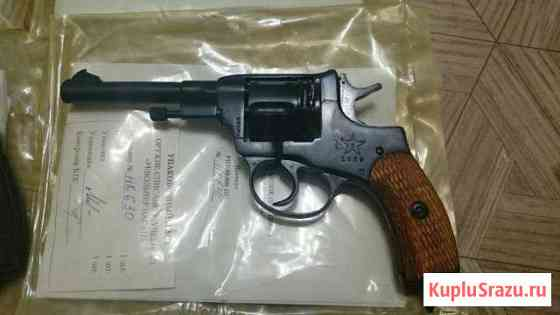 Макет револьвера нагана, новый 1943г. выпуска Тюмень