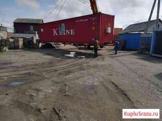 Вагончик бытовка контейнер Владивосток