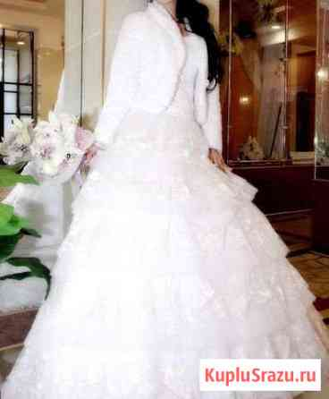 Продаём очень красивое свадебное платье Киров