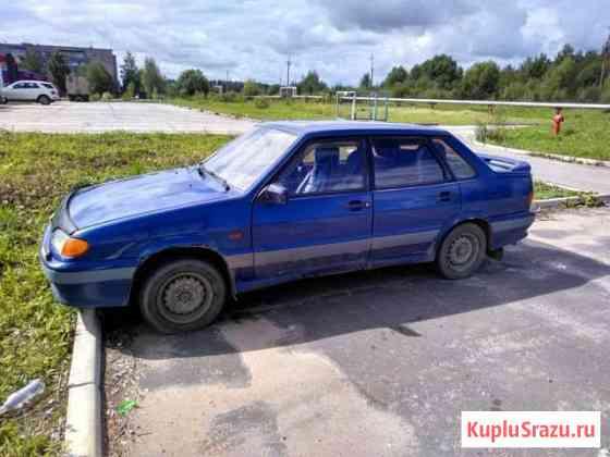 ВАЗ 2115 Samara 1.5МТ, 2002, седан Калязин