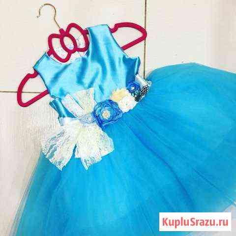 Платье детское 98 Анадырь