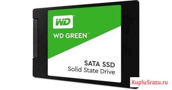 SSD WD Green Красноярск