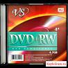 Диск VS DVD+ RW 4, 7 GB 4x SL