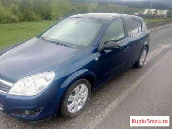 Opel Astra 1.6МТ, 2009, хетчбэк Усть-Катав