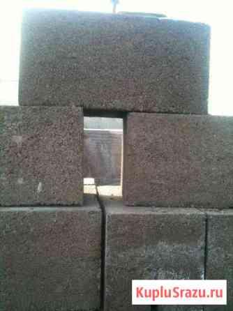 Блоки стеновые Идринское