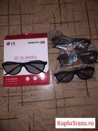 3D-очки LG AG-F310(X4).bundle Самара