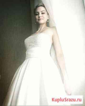 Продам атласное платье Севастополь