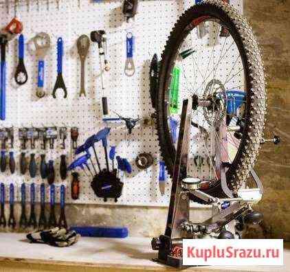 Ремонт велосипедов Запчасти Казань