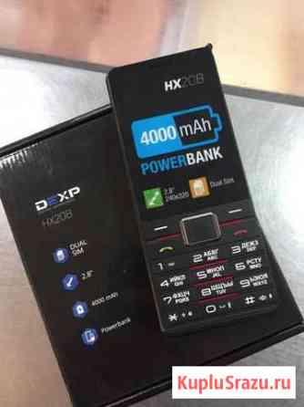 Сотовый телефон dexp HX20B черный Талица