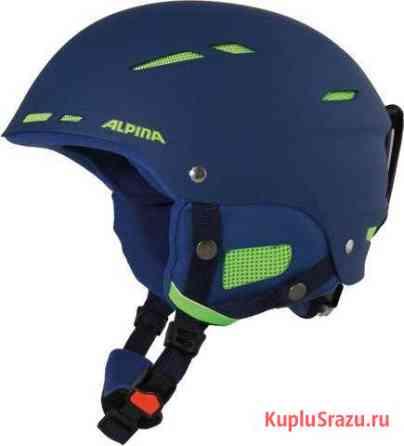 Шлемы для горных лыж и сноубордов Alpina (новый) Магадан