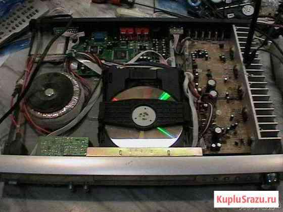 Ремонт DVD/audio/синтезаторов/усилителей Уфа