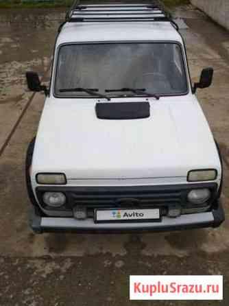 LADA 4x4 (Нива) 1.8МТ, 2005, внедорожник Ленск
