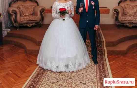 Продам свадебное платье Севастополь