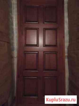 Дверь массив Бронницы