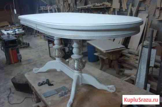 Продам стол новый обеденный овальный Иваново