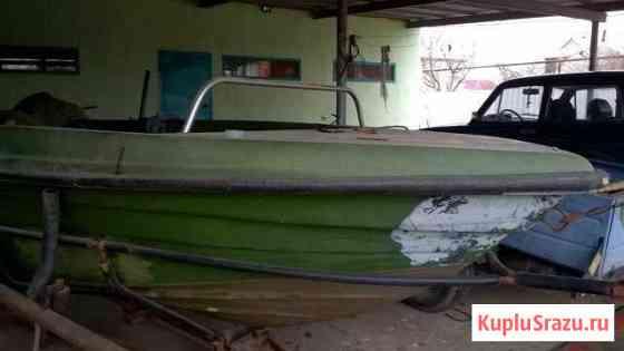 Продам лодку с мотором Приморско-Ахтарск