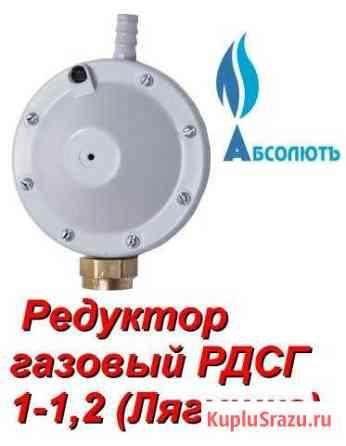 Редуктор газовый рдсг 1-1,2 Лягушка Хабаровск