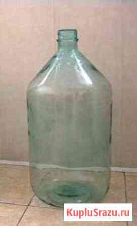 Бутылка 20л Анастасиевская