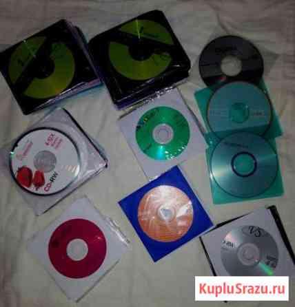 Диски CD-RW Ульяновск