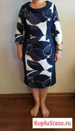 Платье фирмы Милори размер 54 Ханты-Мансийск
