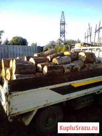 Дрова дуб, береза, лиственица Биробиджан